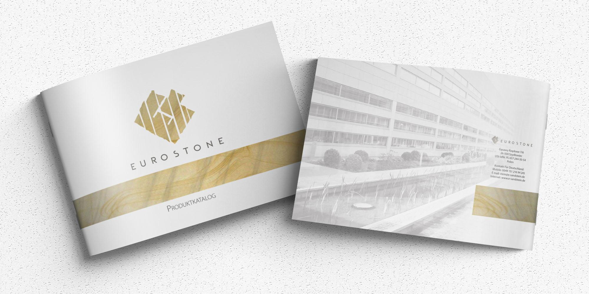 Katalog A5 Eurostone Realizacja Sto15.pl Autor: Piotr Ratuski